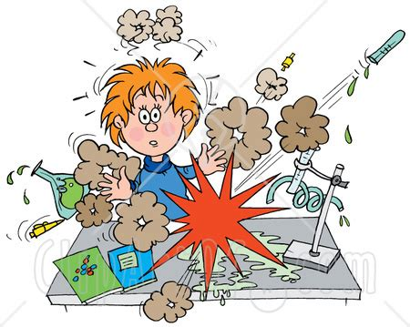 Chemical Reaction Clipart Clipground