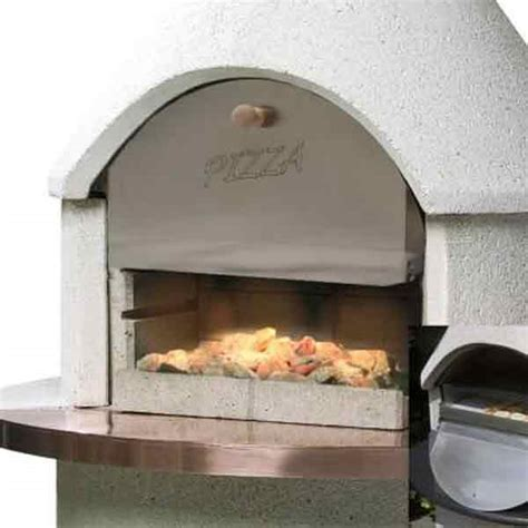 buschbeck bbq fireplace pizza insert on sale fast