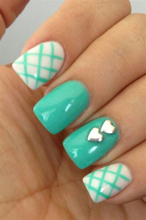 Easy Nail Designs by 30 Simple Nail Designs For Summers Inspiring Nail