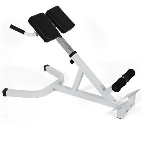 abs on bench ab bench roman chair 45 degree hyperextension abdominal