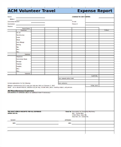 mileage expense report template expense mileage carbon materialwitness co