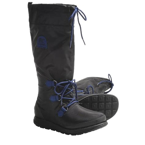 womens insulated boots sorel 88 pac boots waterproof insulated for