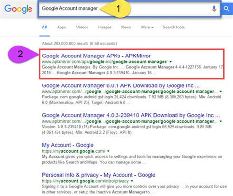 android account manager apk bypass error in type email and password on account manager