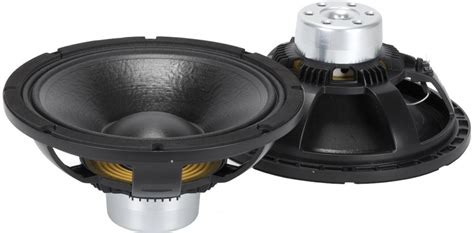 Speaker 15 Inch Mid Low rcf mb15n301 15 inch neodymium mid bass woofer with magnetic assembly design rcf13 mb15n301