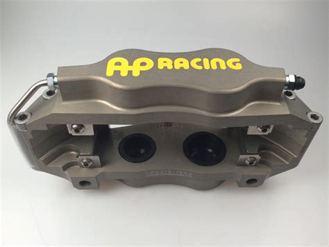 Ap Racing Caliper Cp7600 Race 4 Pot Pro 5000r With Discbrake 286m fitting the ap racing brakes on to the mk2 motorsport tools motorsport tools