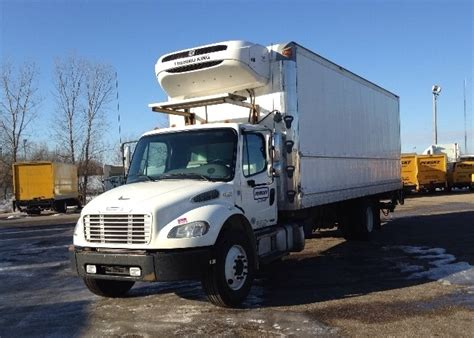 trucks for sale in mn used reefer trucks for sale in mn penske used trucks