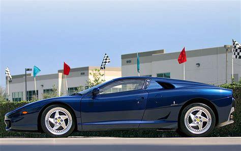 Ferrari Fx by 1995 Ferrari Fx Specifications Photo Price