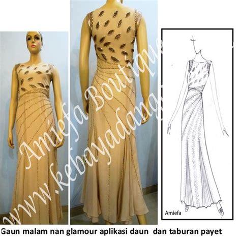 Dress Daun Import gaun malam newhairstylesformen2014