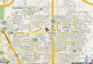 Fort Collins Comfort Inn Map Of Savannah Suites Westminster Denver