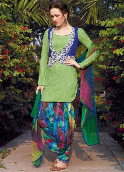 jacket design for punjabi suit jacket style designer patiala suits 1 nationtrendz com