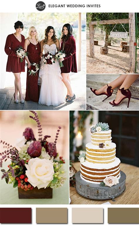 color schemes for weddings top 10 most popular wedding color schemes on
