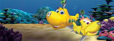 dive shows qubo show dive olly dive
