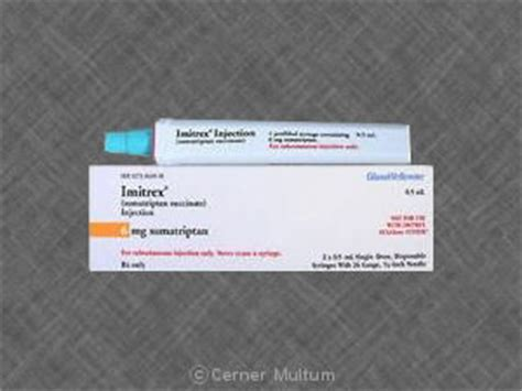 Detox From Imitrex by Common Side Effects Of Imitrex Injection Sumatriptan