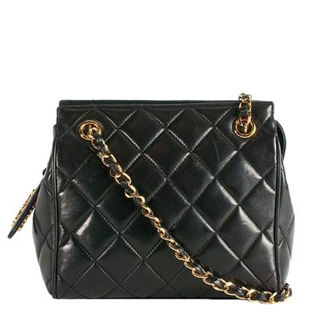 Chanel Quilted Bags by Chanel Vintage Quilted Lambskin Timeless Shoulder Bag