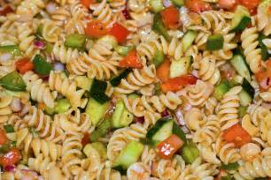 pasta salad with italian dressing salad recipes healthy