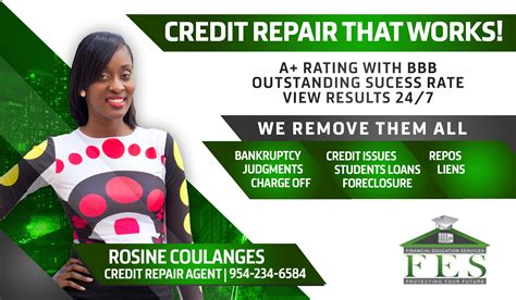 Credit Repair That Works Credit Repair Templates