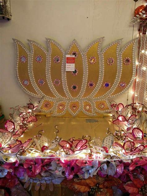 idea  sneh  ganpati decorations diwali decorations