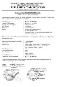 dasar hukum pembuatan surat keterangan domisili perusahaan adrils dokumen yang dibutuhkan untuk mendirikan sebuah