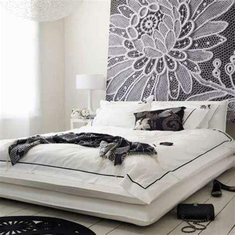 schlafzimmerwand leselen kopfteile f 252 r betten coole eigenartige designs