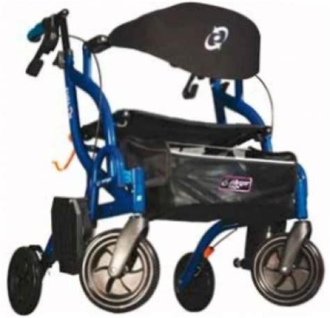 deambulatore e carrozzina fusion all mobility disabili