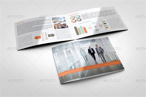 corporate bi fold brochure template by idesignstudionet