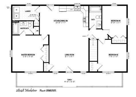 28 X 48 House Plans House Design Plans 28 X 48 House Plans