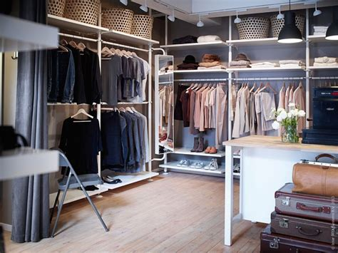 Stolmen Closet by Shop Equiped With Stolmen System By Closets