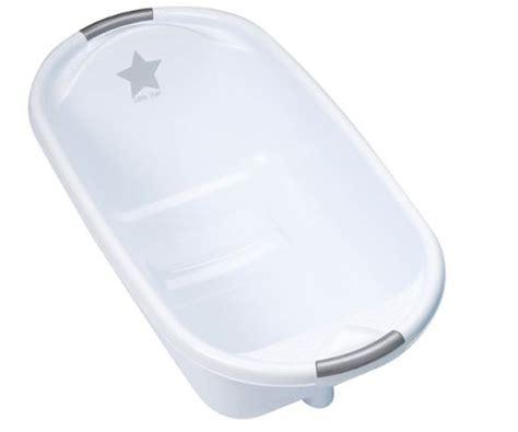 bathtub hole plug buy strata deluxe baby bath tub with drain hole plug
