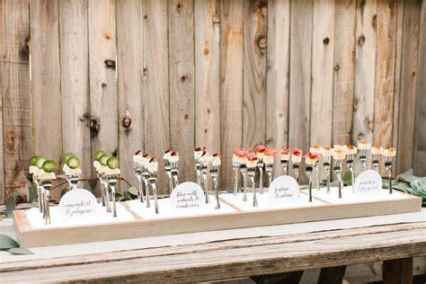 Silver Pedestal Cake Stand 7 Unique Ways To Display Your Wedding Food Bridalguide