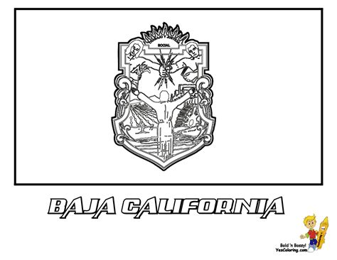 Free California Flag Coloring Pages California Flag Coloring Page
