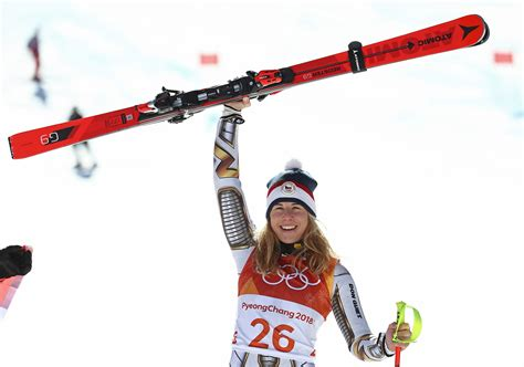 Esther New Gold Exlusive Esther Gold Ester Gold New ester ledecka tries for pyeongchang olympics gold time
