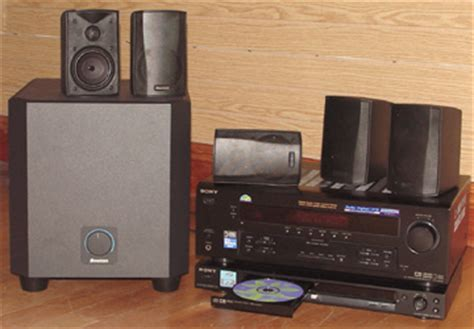 alterman audio s least expensive home theater system