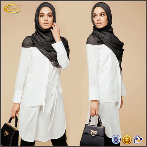 Quality Camelia Blouse Fashion Muslim list manufacturers of muslim sleeve blouse buy