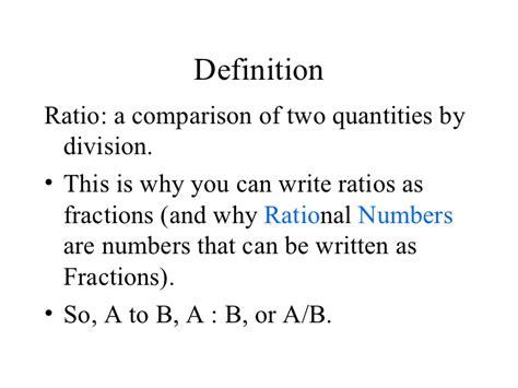 diagram unit rate definition 6 1 ratios and unit rates