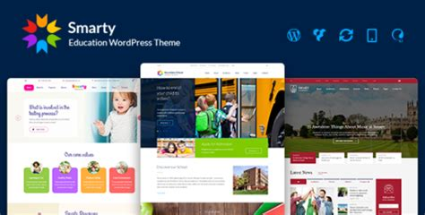education theme wordpress nulled nulled smarty v2 5 education wordpress theme for