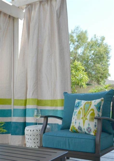 Terrasse Vorhang by Vorhang Kinderzimmer Nahen 072241 Neuesten Ideen F 252 R Die
