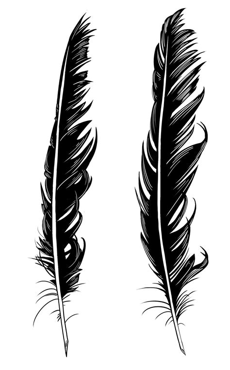 black feather tattoo designs feather designs by dirtyinks deviantart on