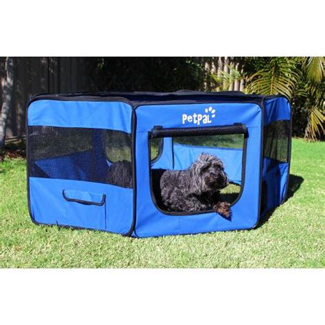 small puppy playpen petpal royal blue playpen for small dogs buy pet playpen enclosures