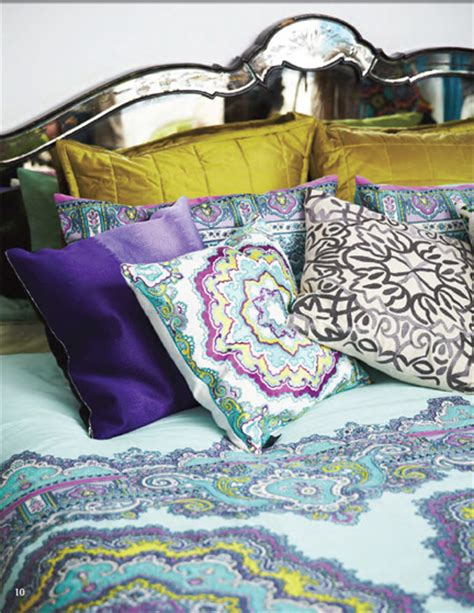 nanette lepore bedding nanette lepore paisley medallion bedding gracious style