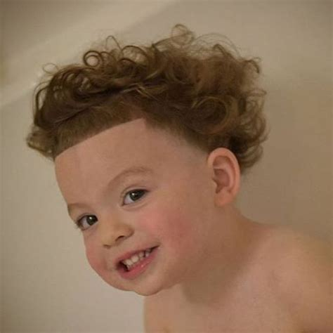 toddler boy faded curly hairsstyle toddler boys curly hairstyles 18 best stylish haircuts for