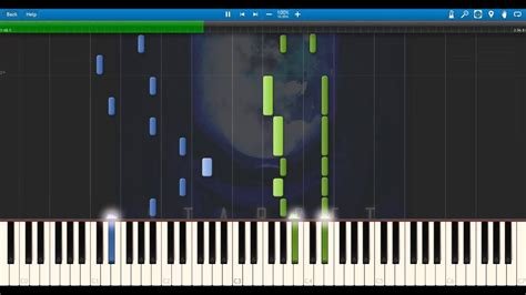 tutorial piano demons how to play quot my demons quot by starset on piano synthesia