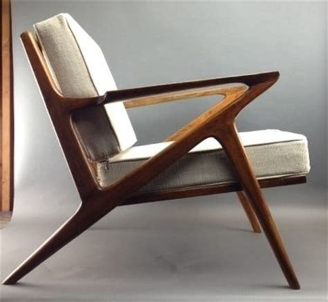 Wooden Armchair by Mid Century Modern Style Teak Lounge Chair Selig