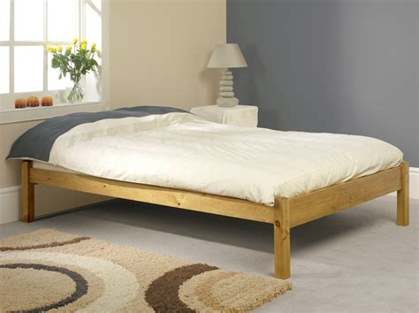 Handmade Mattresses - custom size bed frame scandinavian pine custom size