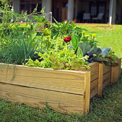 Building Vegetable Garden Beds 15 Beautiful Diy Raised Garden Bed Projects Our Daily Ideas