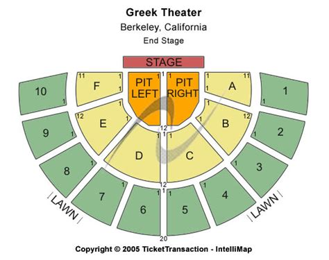 ultimate  zone warfield theater seating chart