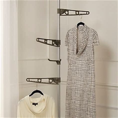 floor to ceiling laundry pole laundry cleaning pinterest