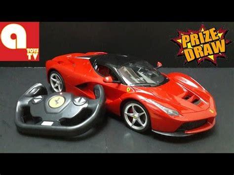 Ferrari Giveaway - rc toy cars new bright laferrari remote control sports doovi