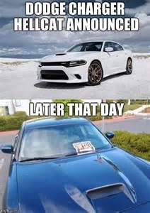Dodg Meme Dodge Charger Hellcat Must
