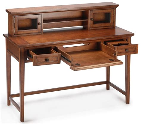 harbor bay rectangular sofa table desk from magnussen home