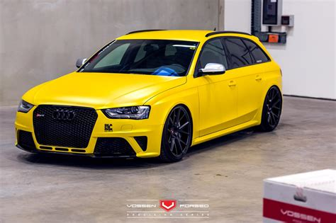Audi Rs2 Avant For Sale Usa by Audi Rs4 Avant Mit Felgen Vossen Wheels
